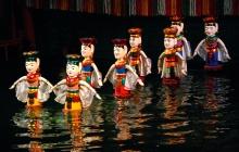 Hanoi - spectacle de marionnettes