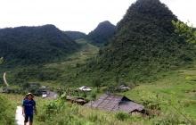 Cao Bang : trek au milieu des monts karstiques