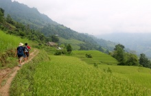 Trek: Khoa Ha - Pan Hou.