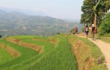 Trek: Hong Phong - Khoa Ha
