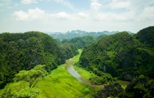Baie d'Ha Long terrestre